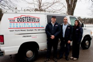 Henk Oosterveld Heating & Air Conditioning Inc - Photo 2