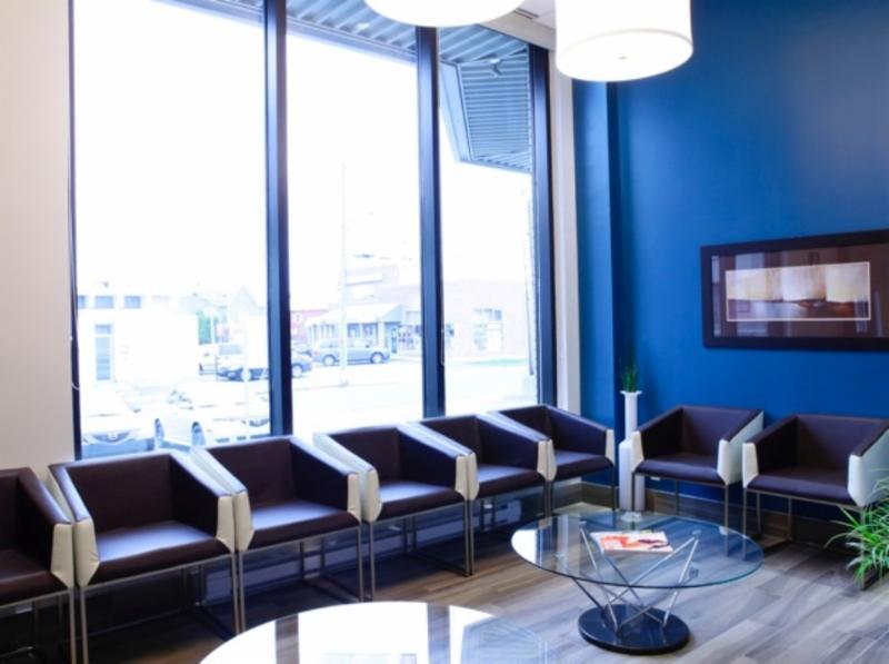 UNE CLINIQUE MODERNE!! UN DÉCOR CHALEUREUX - Centre Dentaire Saurel