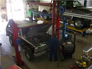 Geoff's Auto Repair - Photo 4