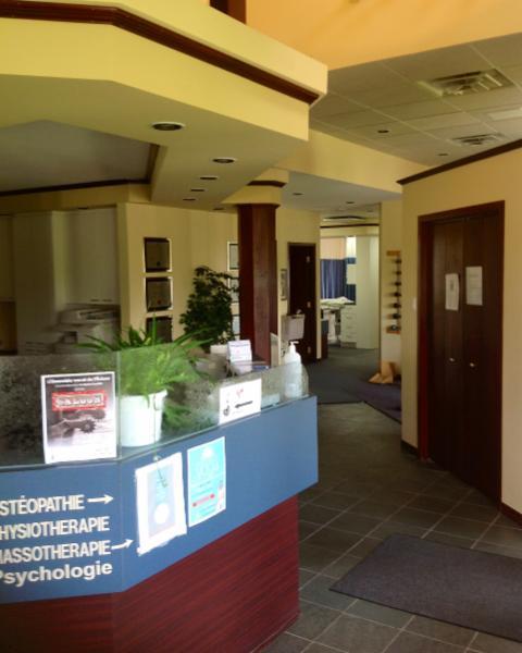 Clinique de Physiothérapie et D'Ostéopathie St Jean Sur Richelieu - Photo 3