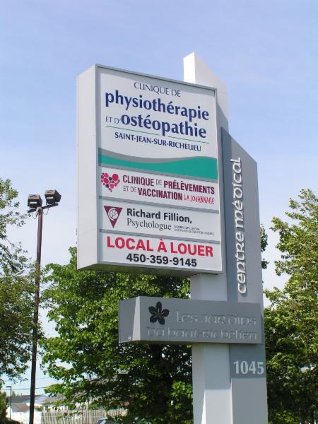 Clinique de Physiothérapie et D'Ostéopathie St Jean Sur Richelieu - Photo 4