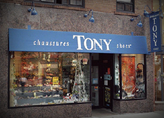 Chaussures Tony Inc - Photo 1