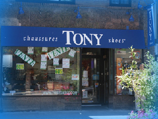 Chaussures Tony Inc - Photo 10