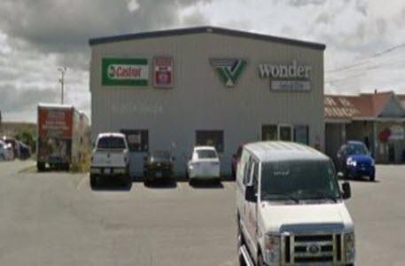 Halifax location - Wonder Auto & Tire
