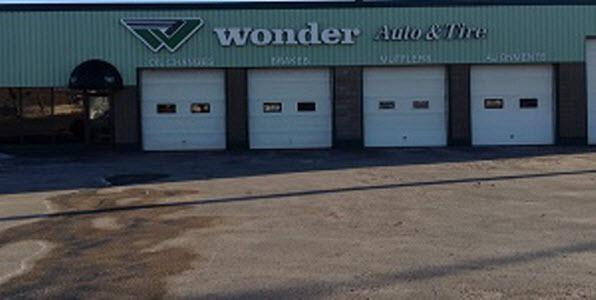 Saint John location - Wonder Auto & Tire