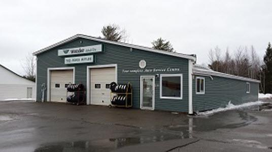 Oromocto location