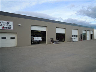Cochrane Collision Repair Ltd - Photo 5