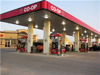 Ste Anne Co Op Oil Limited Steinbach Mb 365 Pth 12 N
