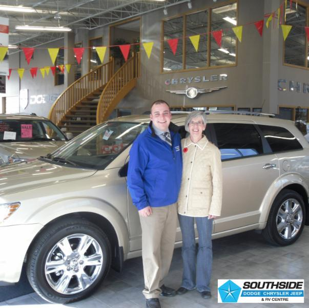 Southside Dodge Chrysler Jeep & RV Centre - Photo 10