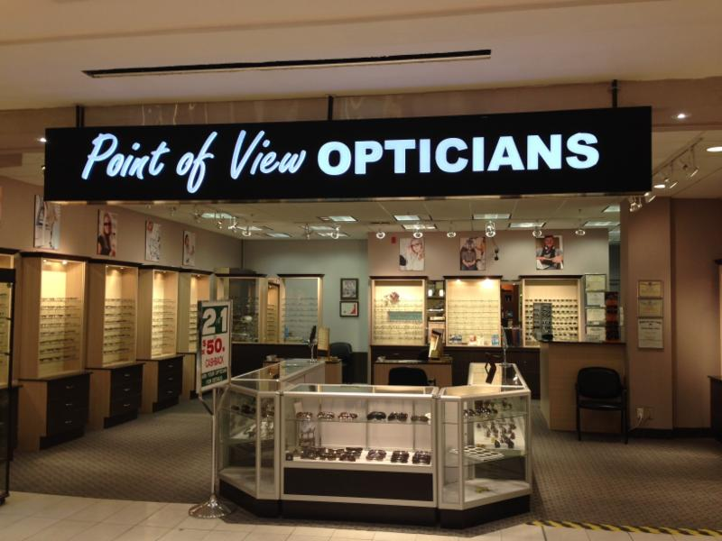 Point Of View Opticians Inc - Photo 1