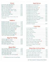 Joy Inn Restaurant & Tavern - Photo 3