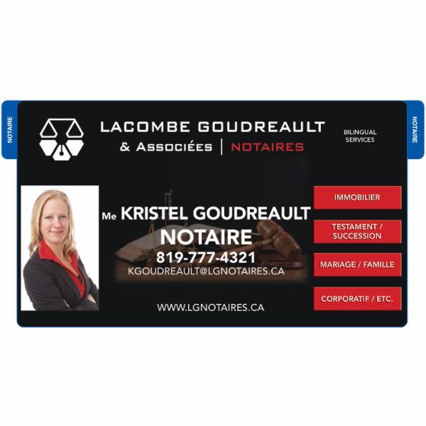 Kristel Goudreault, Notaire - Photo 1