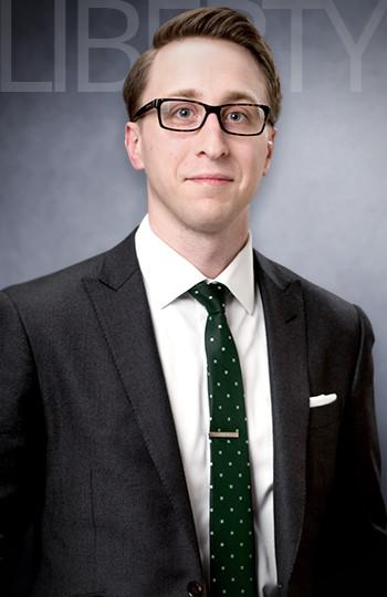 Stephen Straub became an articling student at Liberty Law under Brian Beresh, Q.C. upon earning his Juris Doctor from the University of Alberta in 2014. He was called to the Alberta Bar in 2015.