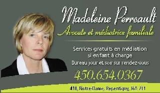 Me Madeleine Perreault - Photo 1