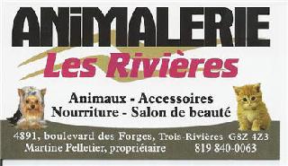 Animalerie Les Rivières - Photo 1