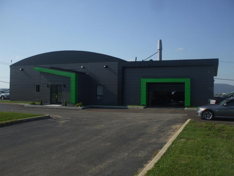 Garage Atelier de Carrosserie St-Augustin - Photo 1
