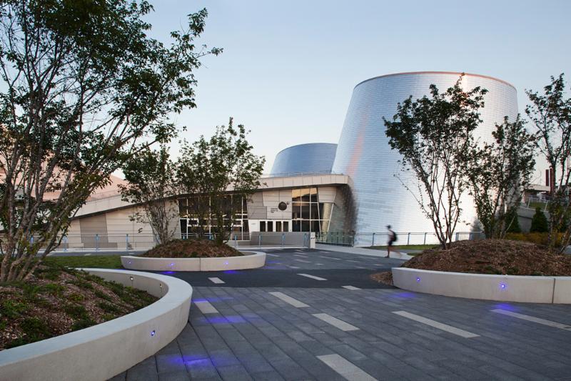 Architecture, encadrement écologique (développement durable) - Planétarium Rio Tinto Alcan, Montréal      Mettre à jour      - Aedifica