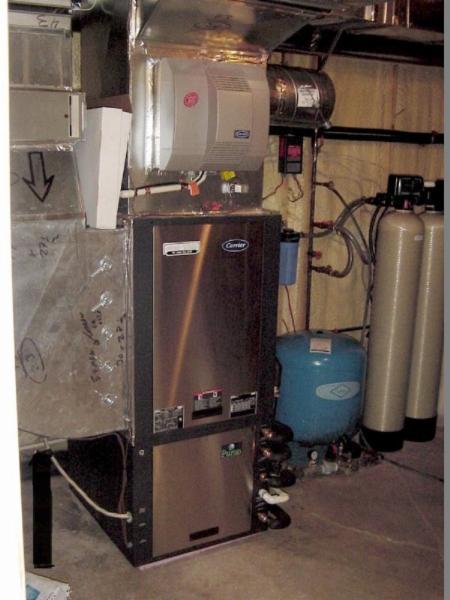Climatisation & Réfrigération Vigi Inc - Photo 1