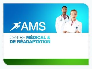 Centre Médical Et De Réadaptation AMS - Photo 2