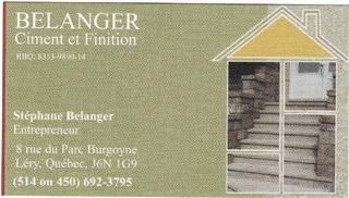 Finition Bélanger - Photo 1