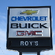 ROY'S CHEVROLET BUICK GMC INC - Concessionnaires d'autos neuves - 613-525-2300