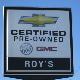 ROY'S CHEVROLET BUICK GMC INC - Concessionnaires d'autos neuves - 613-525-2300