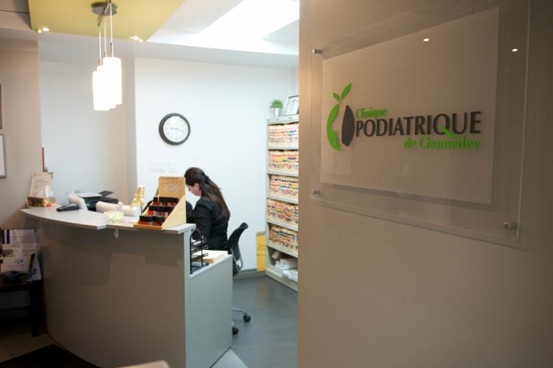 Clinique Podiatrique Chomedey - Photo 1