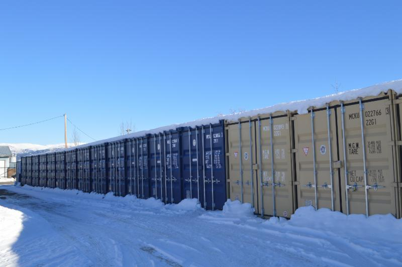 Low Cost Mini Storage  Whitehorse, YT  15C MacDonald Rd