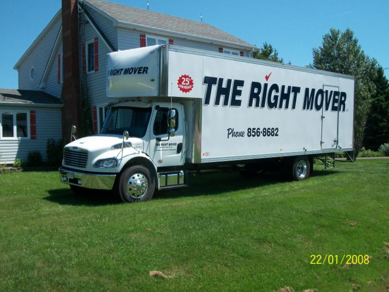 The Right Mover - Photo 2