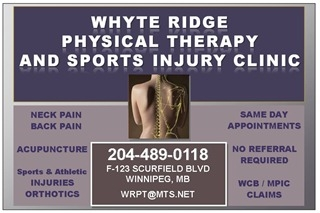 Whyte Ridge Physical Therapy And Sports Injury Clinic - Photo 7