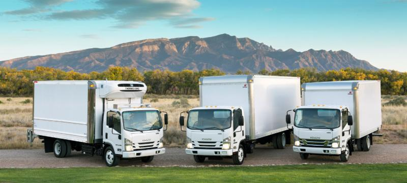 Camions Isuzu Boucherville - Photo 3