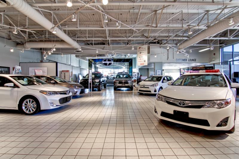 Ken Shaw Toyota - Toronto, ON - 2336 St Clair Ave W | Canpages