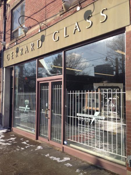 Gerrard Glass Ltd Toronto On