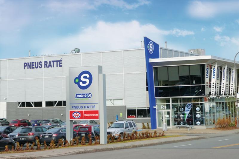 Pneus Ratté Inc - Photo 2