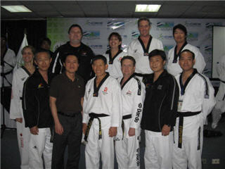 Chung Won Institute Taekwondo - Photo 4