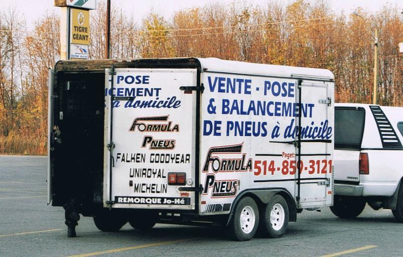 Formula Pneus - Photo 2