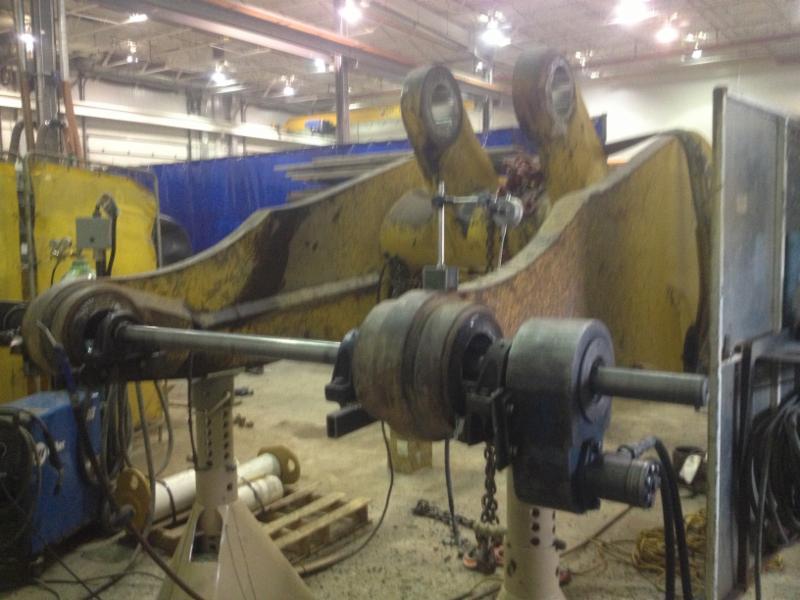 Atelier Usinage Portatif Inc - Photo 2
