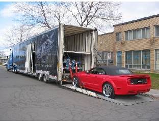 TFX International Specialized Vehicle Transport - Photo 1