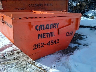 Calgary Metal Recycling Inc - Photo 1