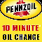 Pennzoil 10 Minute Oil Change - Gas Stations - 613-962-3518
