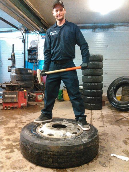 The Tire Guys - Photo 1