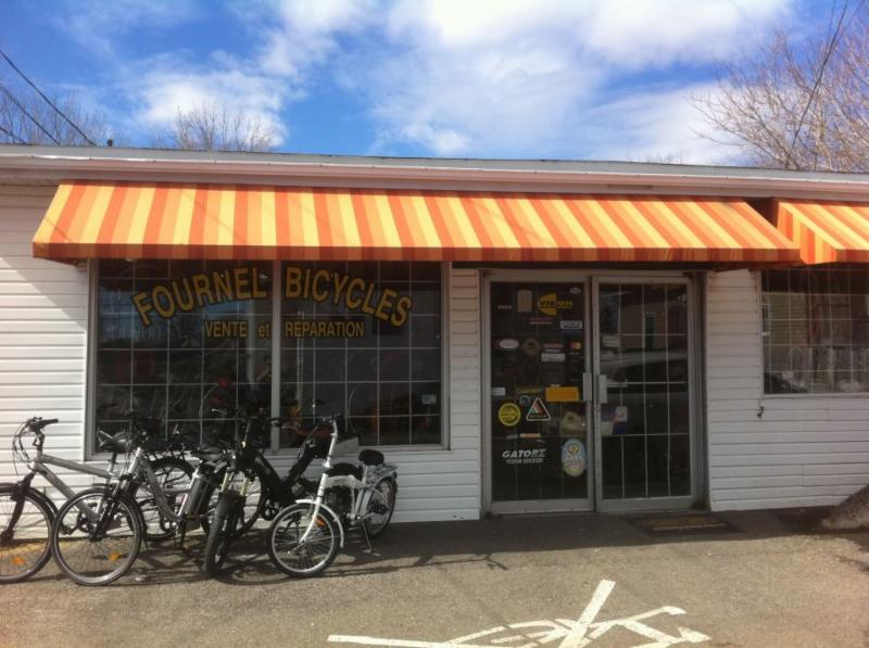Fournel Bicycles Inc - Photo 1