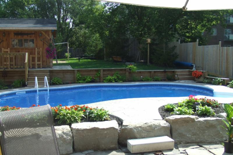 Backyard Watercreations Inc Opening Hours 164187 Brownsville Rd Tillsonburg On