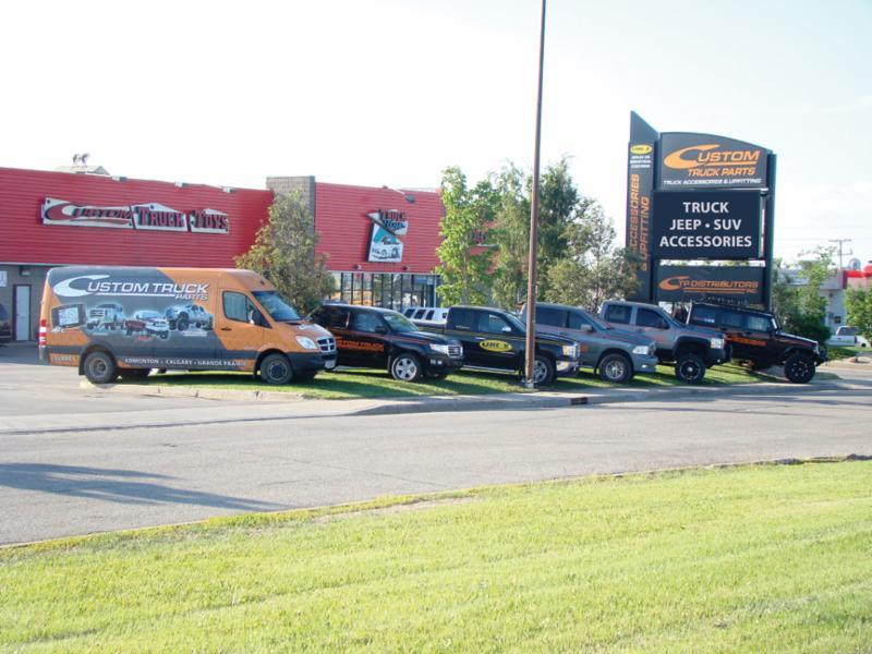 Custom Truck Parts - Photo 1