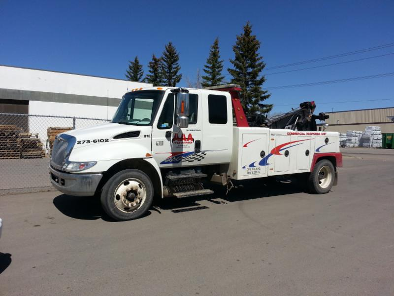 Aaa towing calgary ab 8 4429 6 st ne canpages for Allstate motor club towing