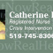 At Wits' End Catherine Drown RN BA PSYCH - Marriage, Individual & Family Counsellors - 519-745-8306