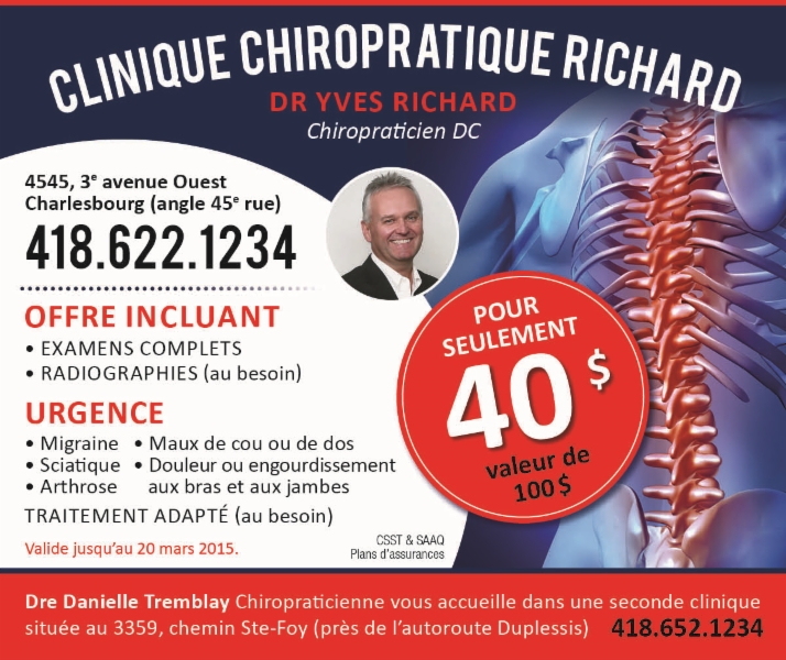 Clinique Chiropratique Richard - Photo 8