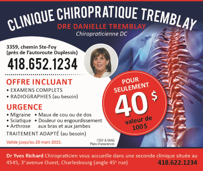 Clinique Chiropratique Richard - Photo 9