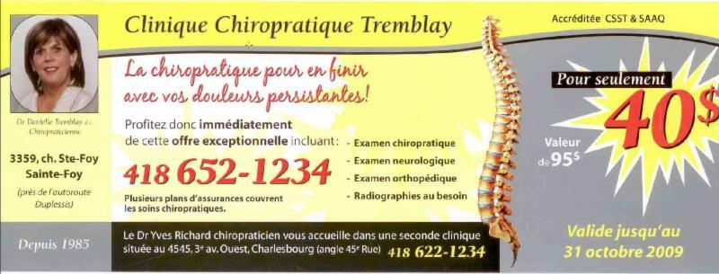 Clinique Chiropratique Richard - Photo 4