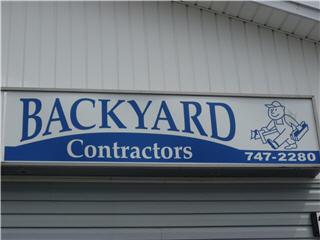 Backyard Contractors - Photo 1